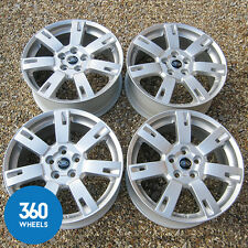 "GENUINE LAND RANGE ROVER DISCOVERY 3 4 19"" 7 SPOKE ALLOY WHEELS STYLE A LR008547"