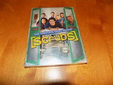 SCRUBS THE COMPLETE 3RD THIRD SEASON TV Comedy Classic Series DVD SET NEW
