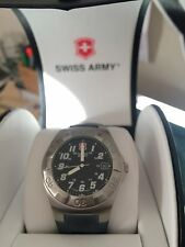 Women's/Young Man Swiss Army Watch Victorinox - Stainless Steel Water Resistant