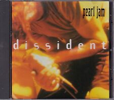 Pearl Jam - Dissident **1994 USA 7 Track CD EP**