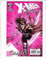 X-Men Origins: Gambit #1 VF/NM marvel comics one-shot - mike carey 2009 rare