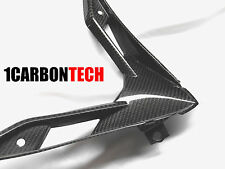 2007 2008 YAMAHA YZF R1 CARBON FIBER REAR RADIATOR COVER