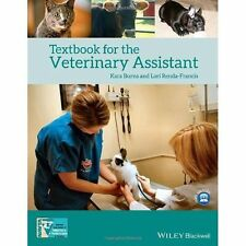 Textbook for the Veterinary Assistant, Kara Burns