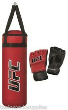 UFC Youth MMA Training Bag Set  Punching Bag for Kids- new  c144200YP