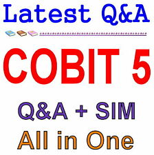 ISACA COBIT 5 Foundation Exam Q&A PDF+SIM