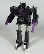 Transformers G1 Deception Shockwave Shockblast Re-issue Toy Figure MISB NEW