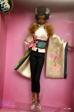 Ayako Jones Barbie  BYRON LARS GOLD LABEL PASSPORT COLLECTION ! NRFB !