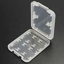 5 stk/satz 8in1 Micro SD SDHC TF MS-Speicherkarte Box Schutzhülle Halter Kasten