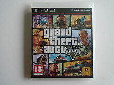 Grand Theft Auto V on PS3 in VERY GOOD Condition (NO Map)