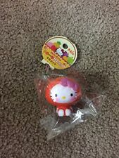 SANRIO HELLO KITTY ORANGE SQUISHY NEW IN PACKAGE