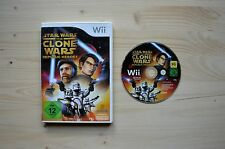Wii - Star Wars: The Clone Wars - Republic Heroes - (OVP)