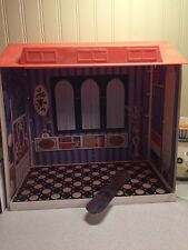 Vtg Mattel 1970 Barbie Surprise Doll House-Parts For Bedroom