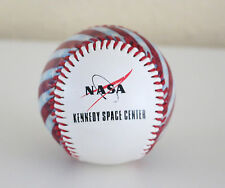 NASA Kennedy Space Center Baseball Fotoball Ball Souvenir