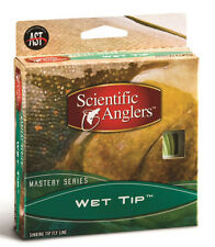 Scientific Anglers Mastery Wet Tip WF6-F/S (10' Type III Sink Tip Fly Line) NIB