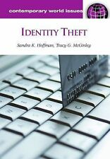 Identity Theft: A Reference Handbook (Contemporary World Issues)