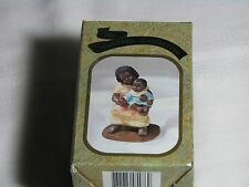 African Black American Mother Mom with Baby The Vantage Collection