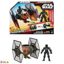 Star Wars The Force Awakens Hero Mashers Toy Tie Fighter & Pilot 4+ Years