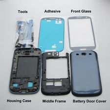 Replacement parts blue full housing case cover for samsung galaxy s3 gt-i9300