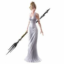 Square Enix Final Fantasy XV PLAY ARTS KAI Lunafreya Nox Fleuret Japan version