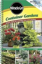 Container Gardens (Waterproof Books)