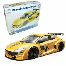 RENAULT MEGANE TROPHY 1:24 Car Diecast KIT Model Assembly Construction Model