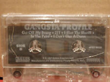 Gangsta Profile - Killas Don't Talk Featuring Spice 1 Cassette Single BRAND NEW