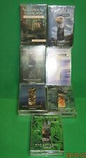 WILD SANCTUARY-SOUNDS OF NATURE-7 CASSETTE TAPES-NEW