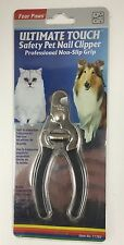 Four Paws Pet Nail Clipper With Professional Non-Slip Grip (NEW)