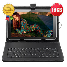 """9""""Inch Google Android 4.4 Camera Wifi Allwinner Quad Core Tablet PC 16GB"""