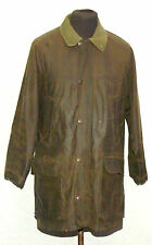 VINTAGE JOHN PARTRIDGE WAXED COTTON JACKET MEDIUM