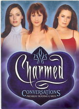 CHARMED CONVERSATIONS 2005 INKWORKS PROMO CARD P-SD SAN DIEGO COMIC CON