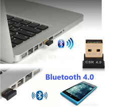 Nano High Speed USB Bluetooth 4.0 Adaptor Dongle receiver  head phone mobile PC