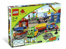 Lego Duplo #5609 Deluxe Train Set HTF New Sealed