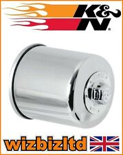 K&N Oil Filter Yamaha XV1700 ROAD STAR CAST WHEELS 2005-2006 KN303C