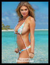 Kate Upton 6x8 Sexy Sports Illustrated Magnetic Poster FRIDGE MAGNET