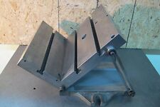 "BRIDGEPORT COMBINATION SINE TABLE 10"" X 12"""