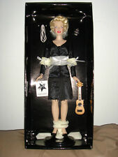 "Franklin Mint Marilyn Monroe ""Some Like It Hot "" Vinyl Doll New."