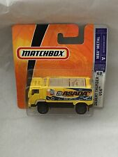 MATCHBOX DESERT THUNDER TRUCK LKW  L0411 #63 NEU NEW OVP SHORT CARD