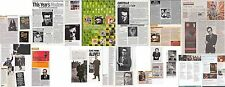 ELVIS COSTELLO : CUTTINGS COLLECTION