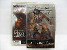 "'04 McFarlane Spawn Monsters Series 3 ""6 Faces of Madness"" Attila the Hun Figure"