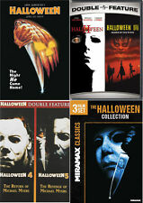 Halloween Collection lot 1 2 3 4 5 6 7 8 Series 1-8 DVD Set Brand NEW
