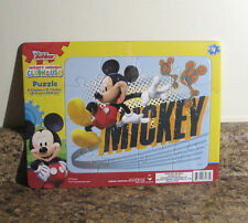Disney Mickey Mouse Clubhouse Puzzle 16 Piece Preschool NEW