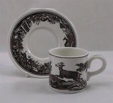 Villeroy & and Boch ANJOU espresso cup and saucer