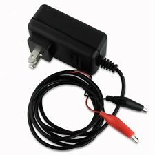 Chinese ATV 90,110,150cCHARGER GATOR CLIP 12VOLT CHARGER all taotao atvs jcl new