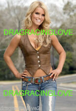 "Drop Dead GORGEOUS Actress ""Jessica Simpson"" ""Sexy Busty Vest"" PHOTO! #(36)"