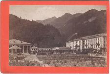 Joh. Fetzer: Hotel Quellenhof u. Casino bei Ragatz (Schweiz) um 1870