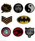 Embroidered Iron On / Sew On Patches Badges - Fancy Dress