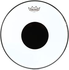 "Remo 8"" Clear Controlled Sound Drum Head CS-0308-10"