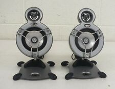 Pair Klipsch ProMedia High-Quality 2-Way Speakers from GMX A-2.1 Fast Shipping