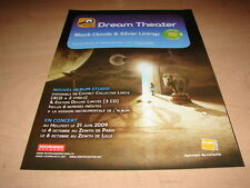 DREAM THEATER - BLACK CLOUDS!!!!!!!!!!!!! FRENCH ADVERT